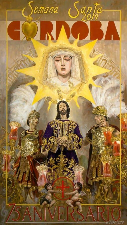 Cartel Semana Santa de Córdoba 2019