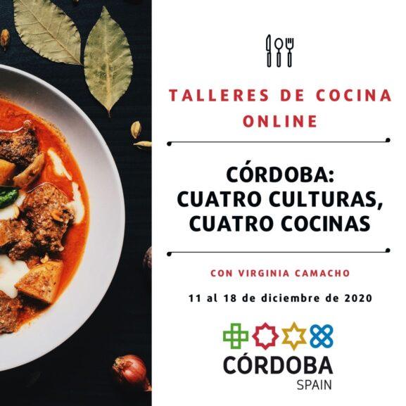 Talleres de Cocina en Córdoba 2020