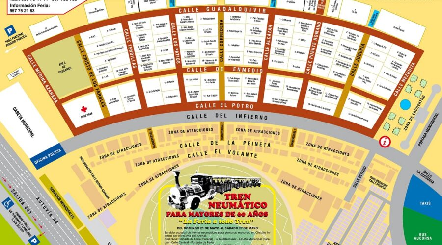 10 cosas que debes saber de la Feria de Córdoba 2020