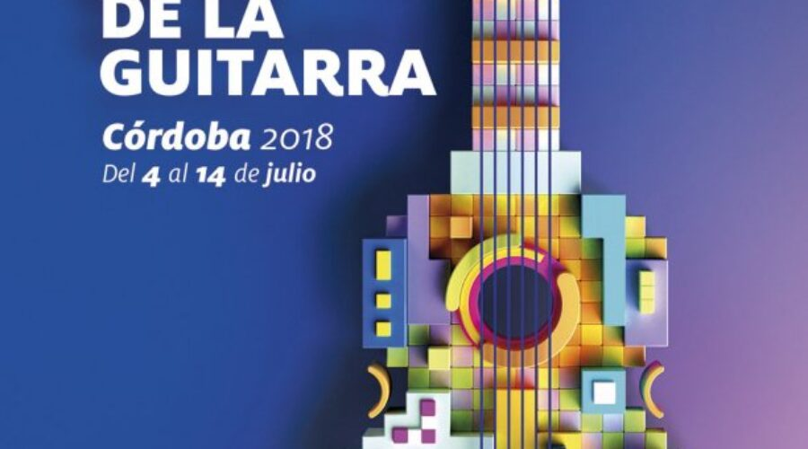 Programa Festival de la Guitarra de Córdoba 2018