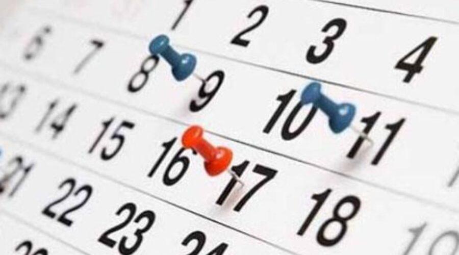 Calendario de las Fiestas de Córdoba para 2020