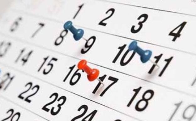Calendario Fiestas