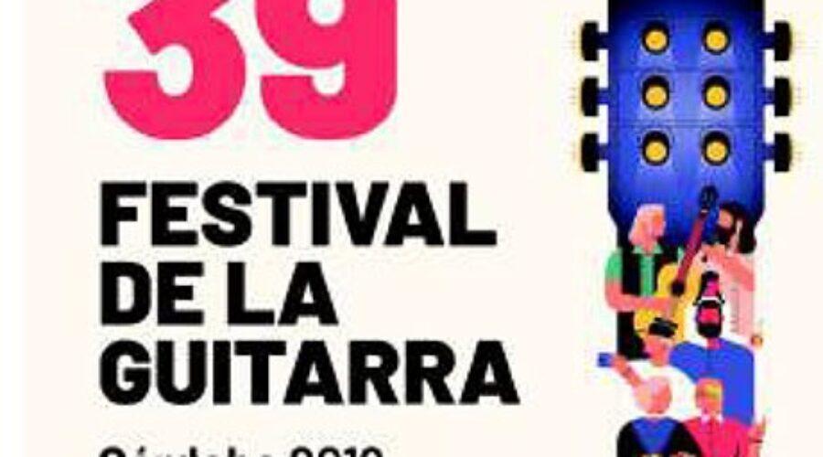 39 Festival de la Guitarra: Del 4 al 13 de Julio.