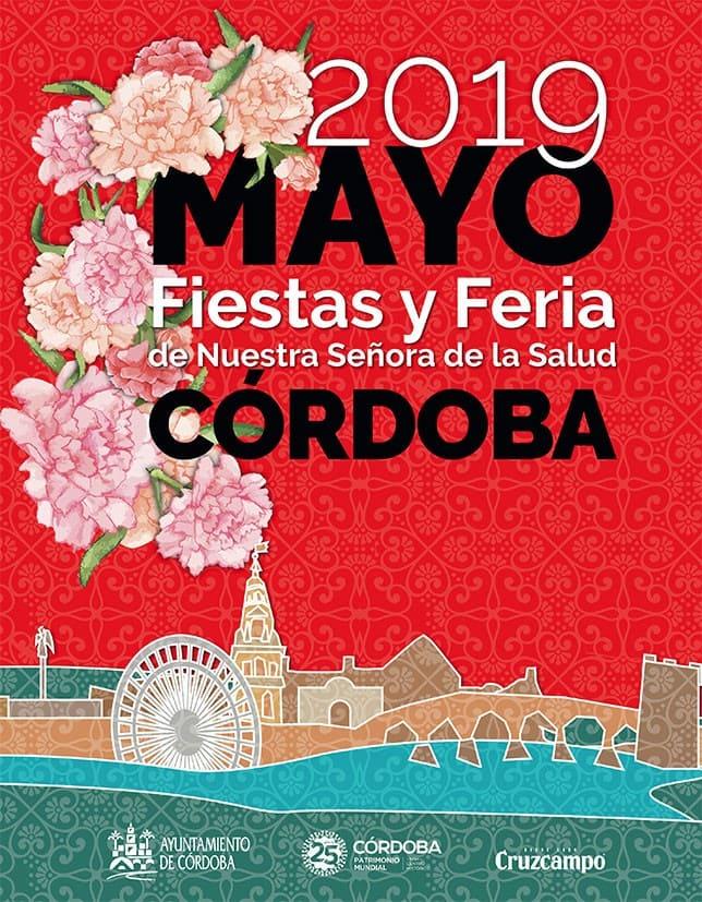Cartel Feria de Córdoba 2019
