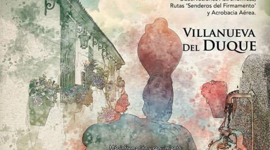 El Mundo Rural en estado puro: Feria de Turismo de Vva. del Duque del 6 al 9 Junio.
