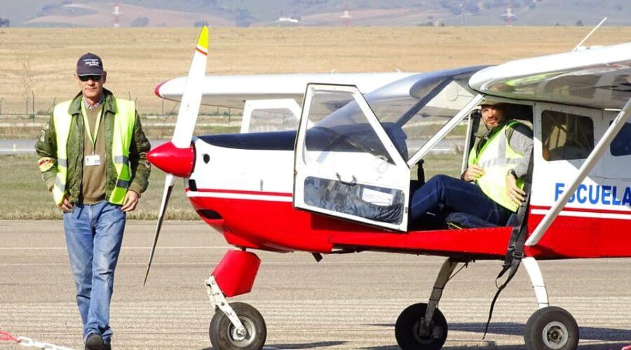 La Escuela de Vuelo con más aprobados de España: Club Aéreo de Córdoba