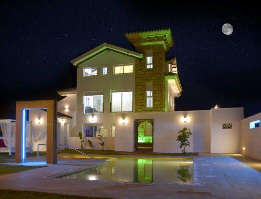 Apartamentos Rurales El Lago