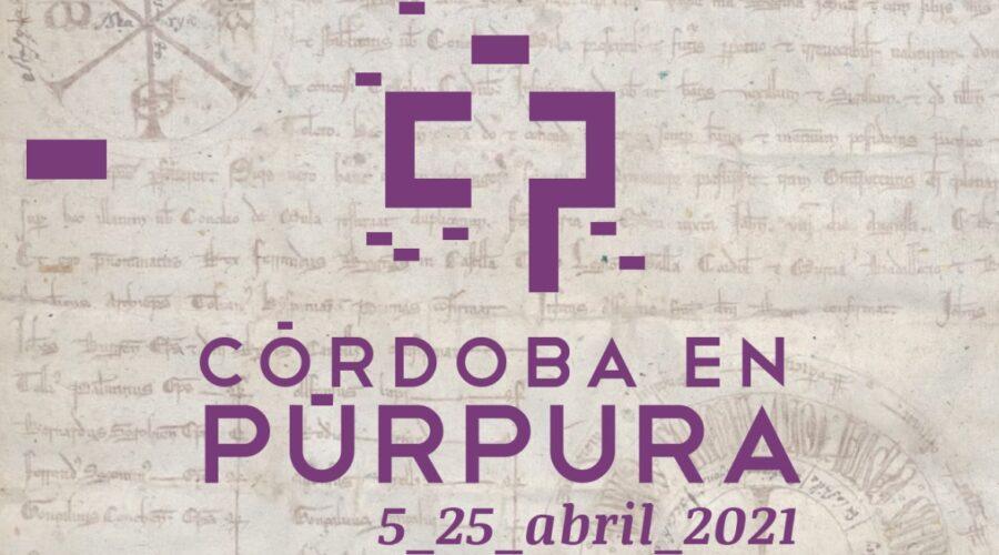 Córdoba en Púrpura 2021: Del 5 al 25 de abril.