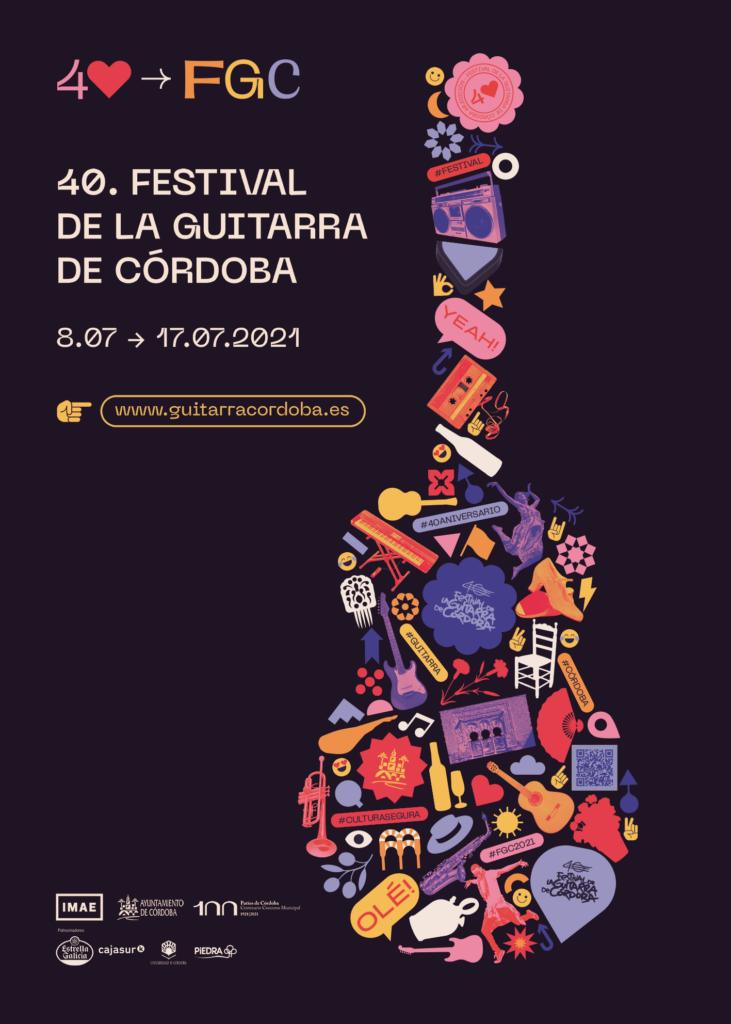 Programa festival de la guitarra 2021